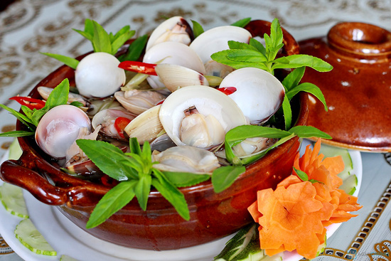 Set ăn menu Hải sản và Lẩu bò đặc biệt tại Nhà hàng Ngọc Sương - Chỉ 298.000đ - 9