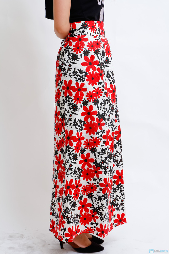 váy chống nắng vải thô cao cấp - 6