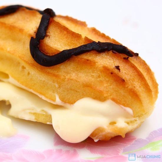 Bánh su kem nàng tiên (2 hộp 20 bánh) tại Rose Blossom Bakery - Chỉ 45.000đ - 1