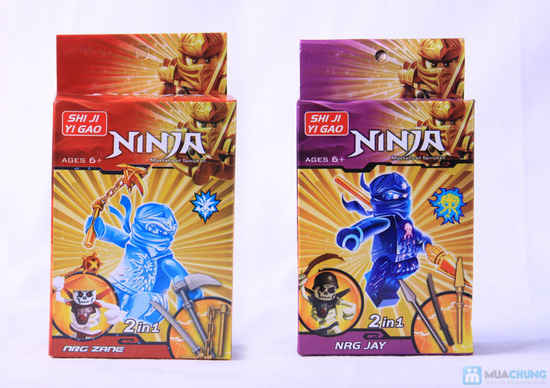 3 ninja go - 6