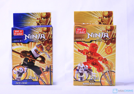 3 ninja go - 4