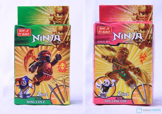 3 ninja go - 5
