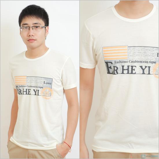 Combo 02 áo phông body cho nam - 5