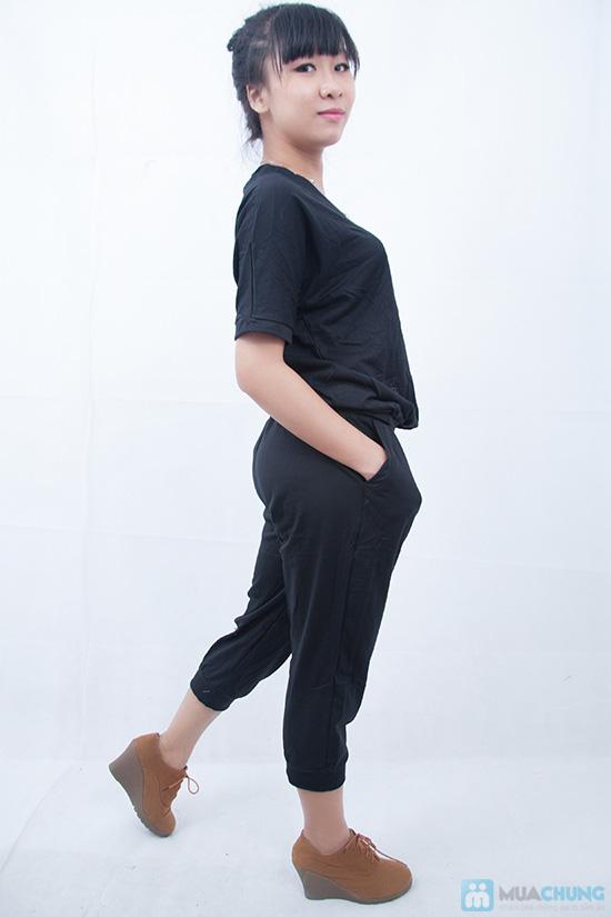 Bộ đồ thể thao Hàn Quốc - Khỏe khắn, năng động và thời trang cho phái nữ - Chỉ 130.000đ/ 01 bộ - 5