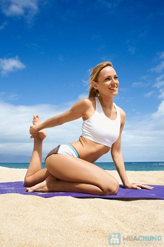 Khóa học Yoga Ấn Độ (10 buổi) tại CLB Thể dục Thẩm mỹ Eva - 2