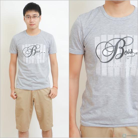 Combo 02 áo phông body cho nam - 4