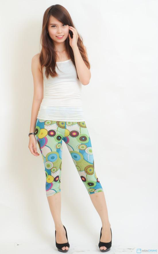 Combo2 quần legging - 4