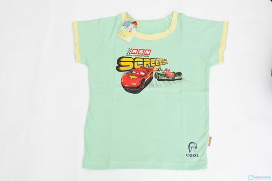 Combo 2 áo phông cho bé trai - 4