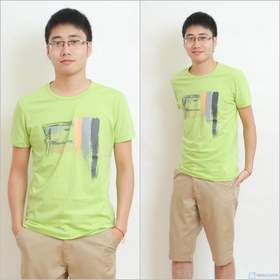 Combo 02 áo phông body cho nam - 2