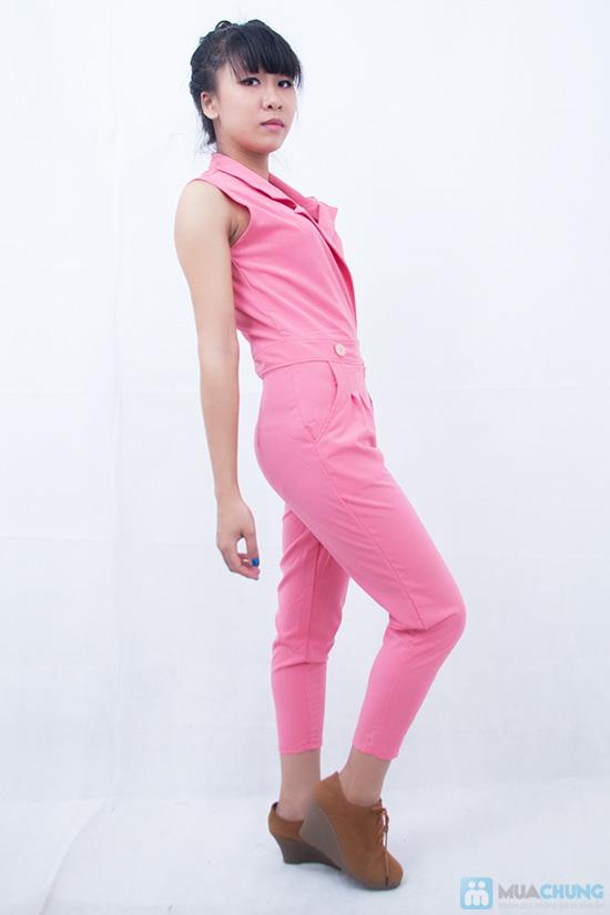 Đồ jumpsuit dài, kiểu dáng thời trang, sang trọng - Chỉ 205.000đ/1 bộ - 4