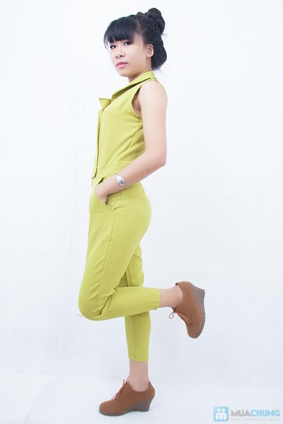 Đồ jumpsuit dài, kiểu dáng thời trang, sang trọng - Chỉ 205.000đ/1 bộ - 1