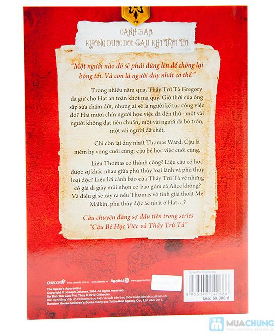 Bộ sách của tác giả Joseph Delaney (2 cuốn) - 4