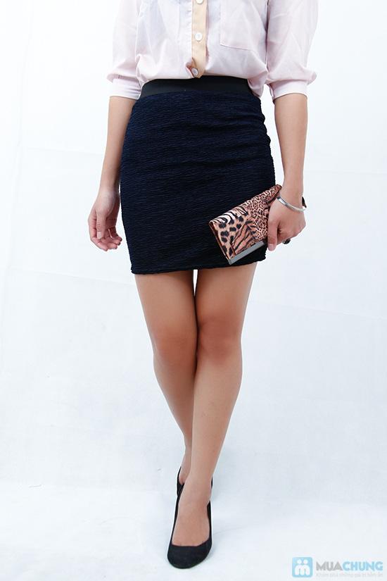Chân váy thun xốp đáng yêu - 2