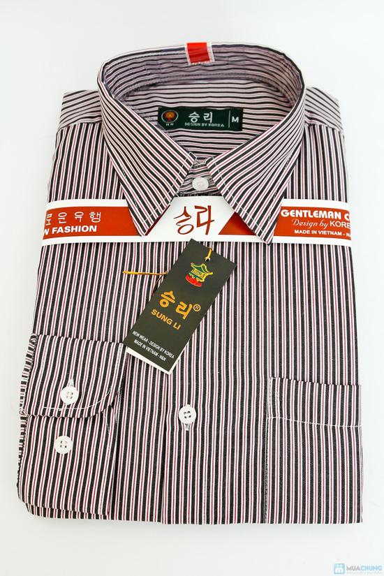 Combo 2 áo sơ mi dài tay cho nam thanh lịch - trẻ trung. - 1
