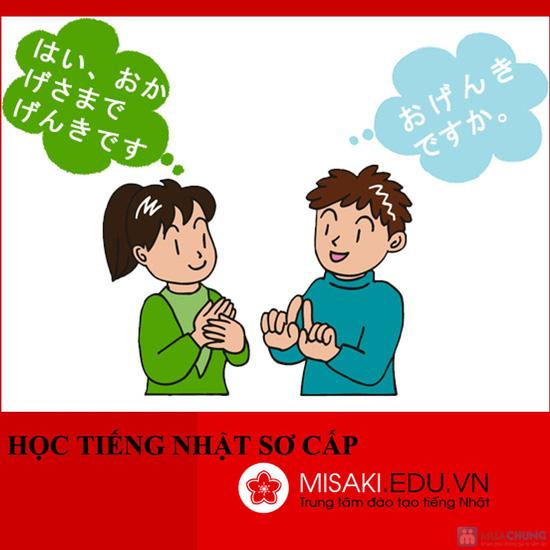 Học tiếng Nhật sơ cấp tại Trung tâm tiếng Nhật MISAKI - 6