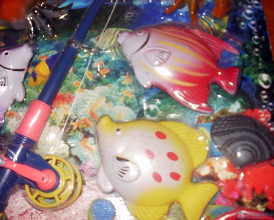 Lựa chọn 1 trong 2 bộ đồ chơi câu cá cho bé - 7