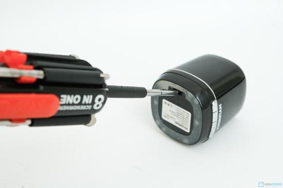 đèn pin siêu sáng và tua vít đa năng trong 1 - 5