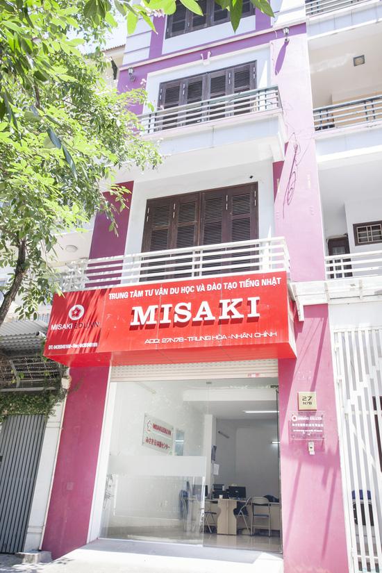 Học tiếng Nhật sơ cấp tại Trung tâm tiếng Nhật MISAKI - 1