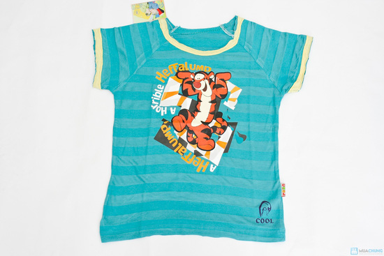 Combo 2 áo phông cho bé trai - 5