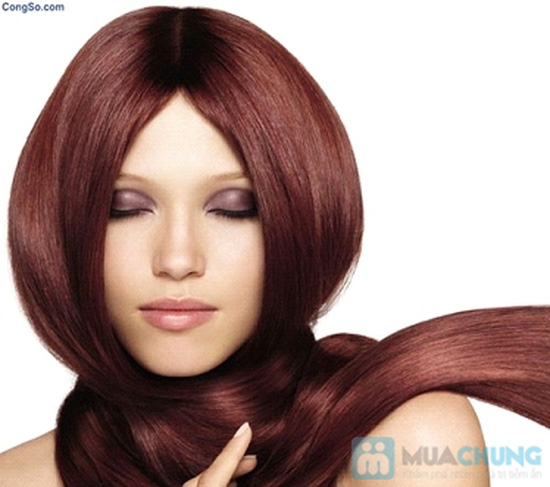 Phiếu giảm giá 1 trong 3 DV: Uốn, Duỗi, Nhuộm Viện tạo mẫu tóc Giai Hân - Chỉ 20.000đ được phiếu trị giá 100.000đ - 1