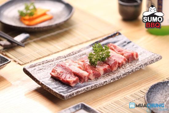 SumoBBQ - Buffet Nướng & Lẩu Nhật Bản cực ngon tại bàn - 2