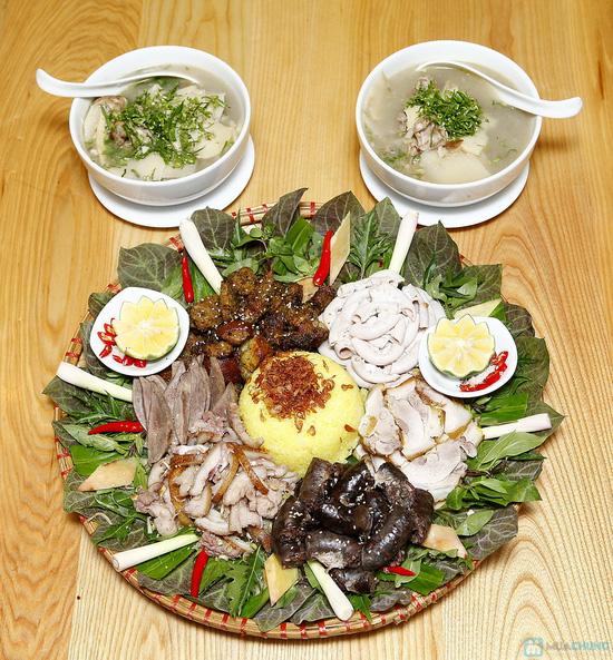 Set ăn Nhà hàng Guang - 1