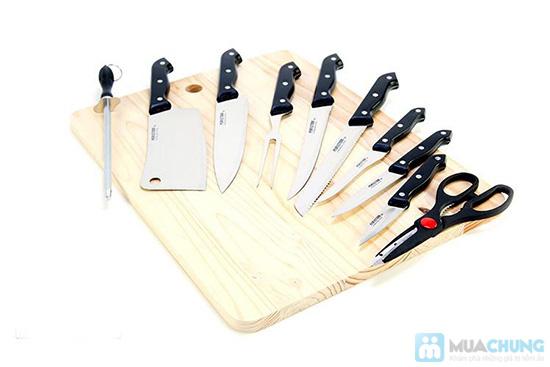 Bộ dao thớt 11 món - 1