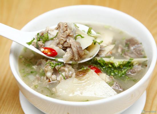 Set ăn Nhà hàng Guang - 10