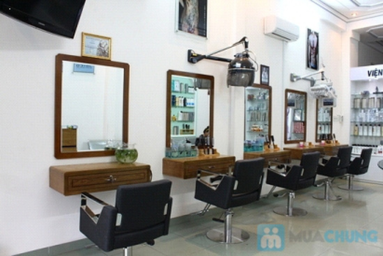 Gói dịch vụ chăm sóc tóc và da mặt tại Viện Tạo Mẫu Tóc Giai Hân - Chỉ 98.000đ - 5