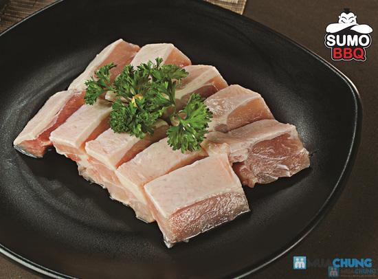 SumoBBQ - Buffet Nướng & Lẩu Nhật Bản cực ngon tại bàn - 4