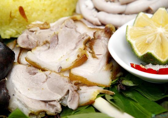Set ăn Nhà hàng Guang - 4