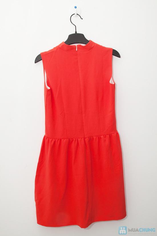 Đầm xòe zara, kiểu dáng sang trọng, lịch thiệp - Chỉ 150.000 - 8