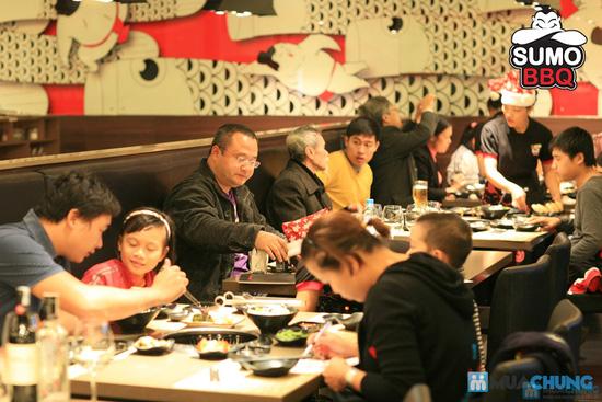 SumoBBQ - Buffet Nướng & Lẩu Nhật Bản cực ngon tại bàn - 15