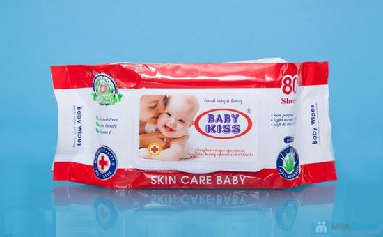 combo 05 gói khăn ướt baby mamy - 1