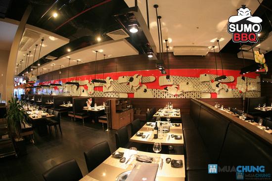 SumoBBQ - Buffet Nướng & Lẩu Nhật Bản cực ngon tại bàn - 16