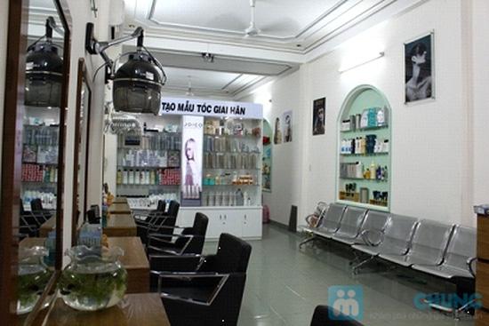Gói dịch vụ chăm sóc tóc và da mặt tại Viện Tạo Mẫu Tóc Giai Hân - Chỉ 98.000đ - 6