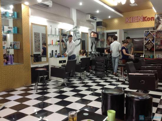 Gói làm tóc tại Kiên Kon Hair Salon - 3