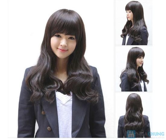 Hấp dưỡng tóc phục hồi GOLD QUALITY tại Salon tóc Hường Hà - 5