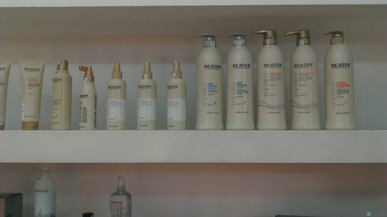 Hấp dưỡng tóc phục hồi GOLD QUALITY tại Salon tóc Hường Hà - 7