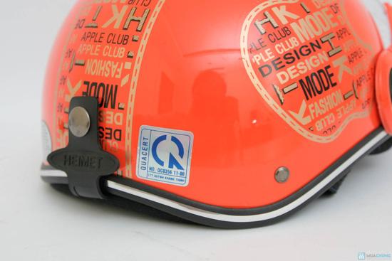 An toàn cùng Mũ bảo hiểm có kính cho người lớn - 2