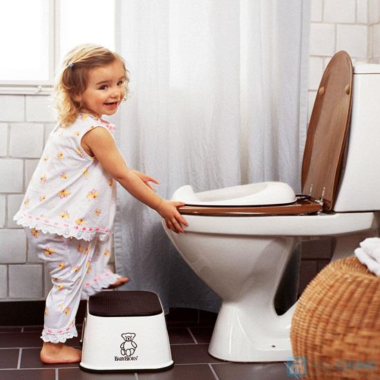 Ghế ngồi toilet cho bé yêu - 4