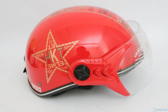 An toàn cùng Mũ bảo hiểm có kính cho người lớn - 8