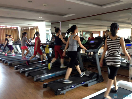 [Redeal] 10 buổi tập Fitness Gym tại Hương Anh Spa - 9