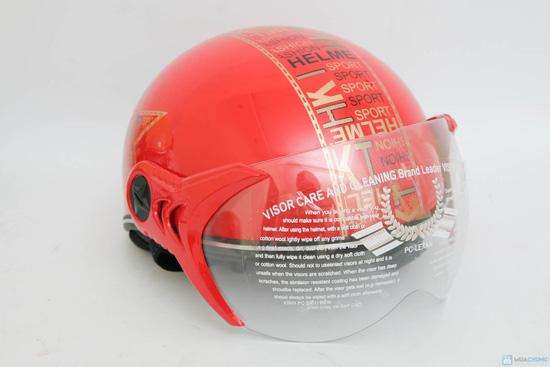 An toàn cùng Mũ bảo hiểm có kính cho người lớn - 10