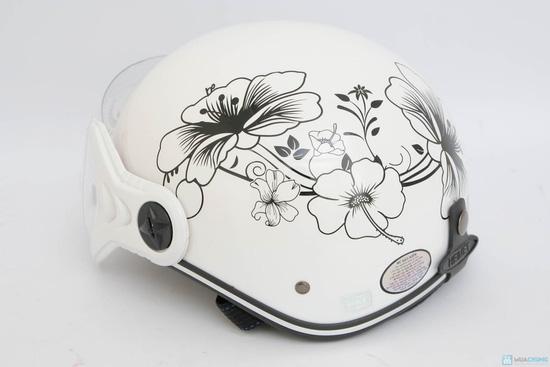 An toàn cùng Mũ bảo hiểm có kính cho người lớn - 4
