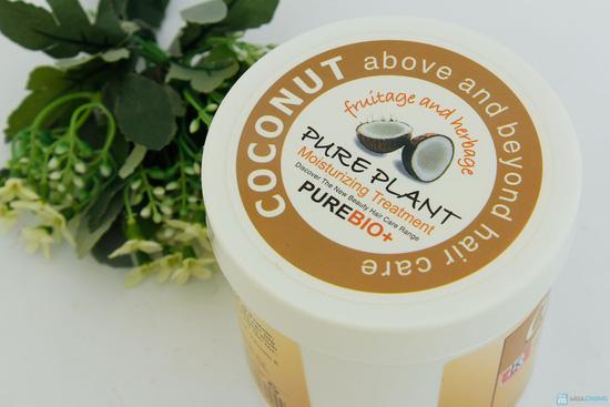 Dầu hấp tinh chất dầu dừa - 6