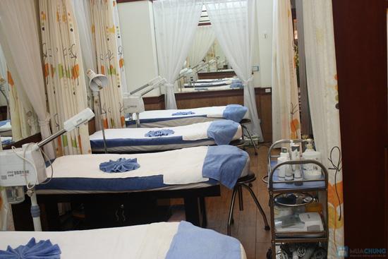 Chăm sóc da mặt cơ bản kết hợp tẩy da chết toàn thân tại Rosy Spa - 7