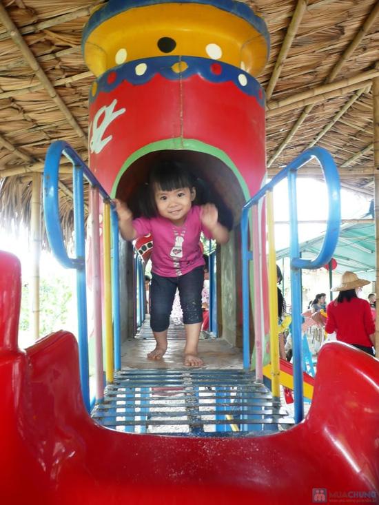Vé vui chơi tại trang trại thiên nhiên Erahouse - 2