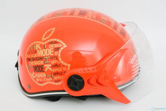 An toàn cùng Mũ bảo hiểm có kính cho người lớn - 3