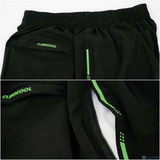 Combo 2 quần lửng thể thao cho nam chất lạnh - 2